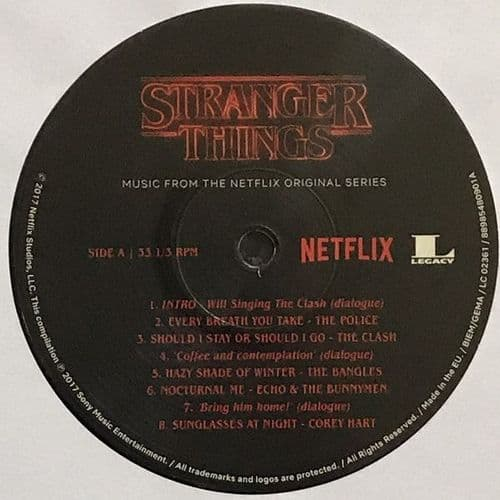 Various<br>Stranger Things (Music From The Netflix Original Series)<br>2LP, Comp